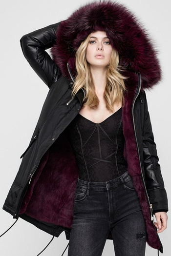 Nicole Benisti Chelsea Fur-Lined Parka from Montreal by Boutique TAG — Shoptiques