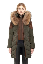 Nicole Benisti Cortina Down Jacket - Product Mini Image