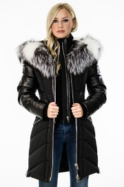 Nicole Benisti Courcheval Down Coat - Front cropped