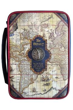 Nicole Brayden Gifts Bible Cover Nautical - Alternate List Image