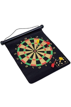 Nicole Brayden Gifts Magnetic Chess & Dart Board Kit - Product List Image