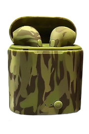 Nicole Brayden Gifts Men's Camo Wireless Earbuds - Product Mini Image