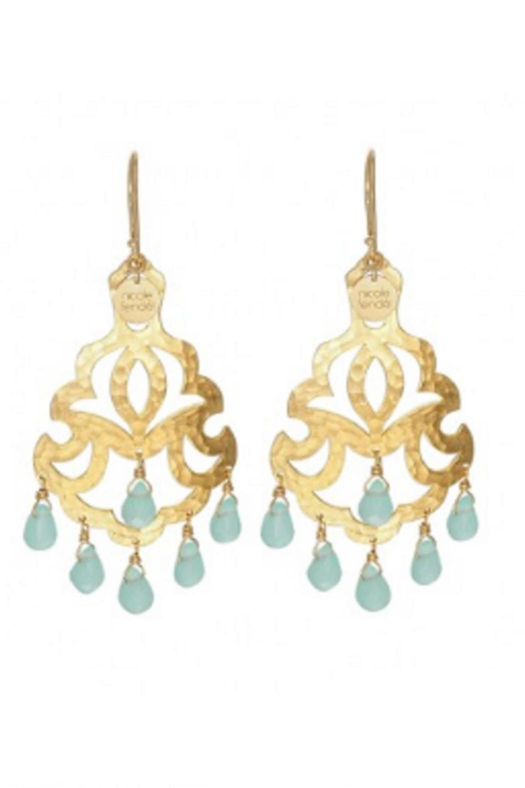 5cc1603f4 Nicole Fendel Large Boho Earrings from New South Wales by Little ...