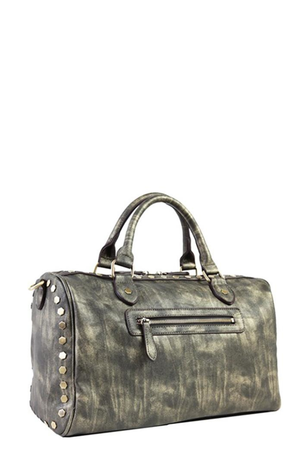 Nicole Lee Chrome Boston Bag - Front Full Image