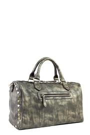 Nicole Lee Chrome Boston Bag - Front full body