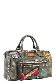 Nicole Lee Chrome Boston Bag - Other