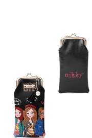 Nicole Lee Coin Purse Sun Glass Case - Product Mini Image