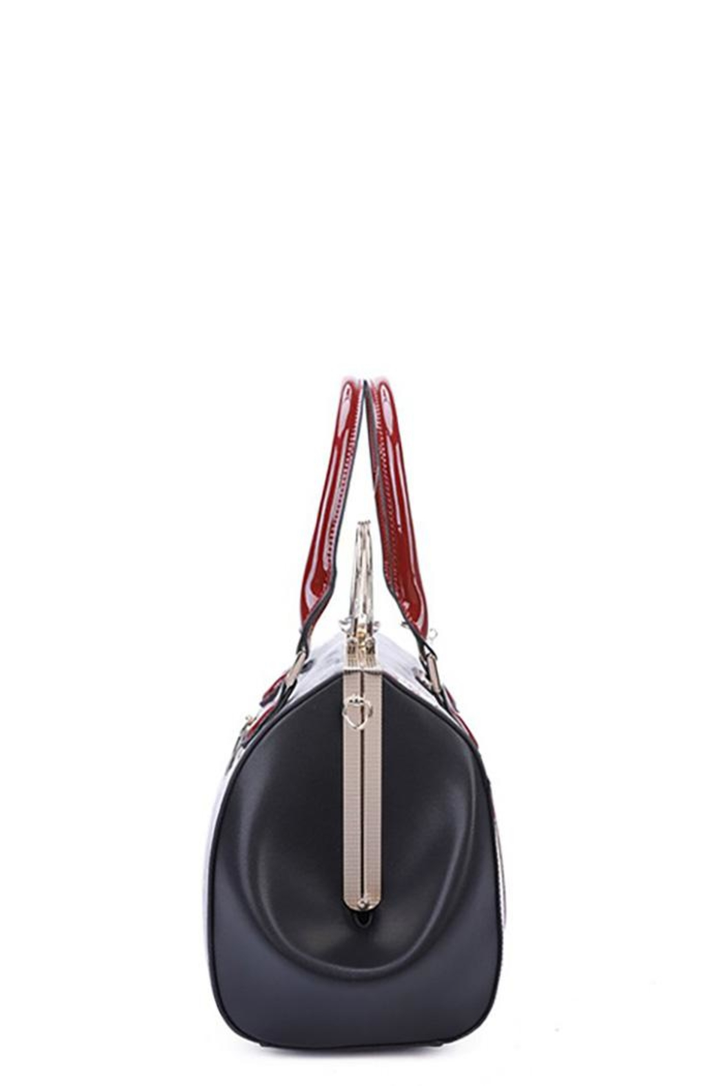 Nicole Lee Frame Collection Double Handle Bag - Side Cropped Image