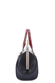 Nicole Lee Frame Collection Double Handle Bag - Side cropped