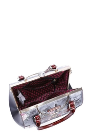 Nicole Lee Frame Collection Double Handle Bag - Other