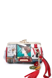 Nicole Lee Mini Purse With Wristlet - Front cropped