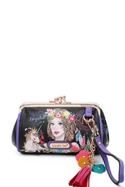 Nicole Lee Mini Purse With Wristlet - Product Mini Image