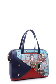 Nicole Lee New York Boston Bag - Product Mini Image