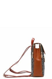 Nicole Lee Fashion Backpack - Front full body