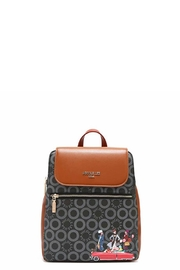 Nicole Lee Fashion Backpack - Front cropped