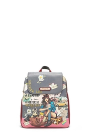 Nicole Lee Stephanie Backpack - Front cropped