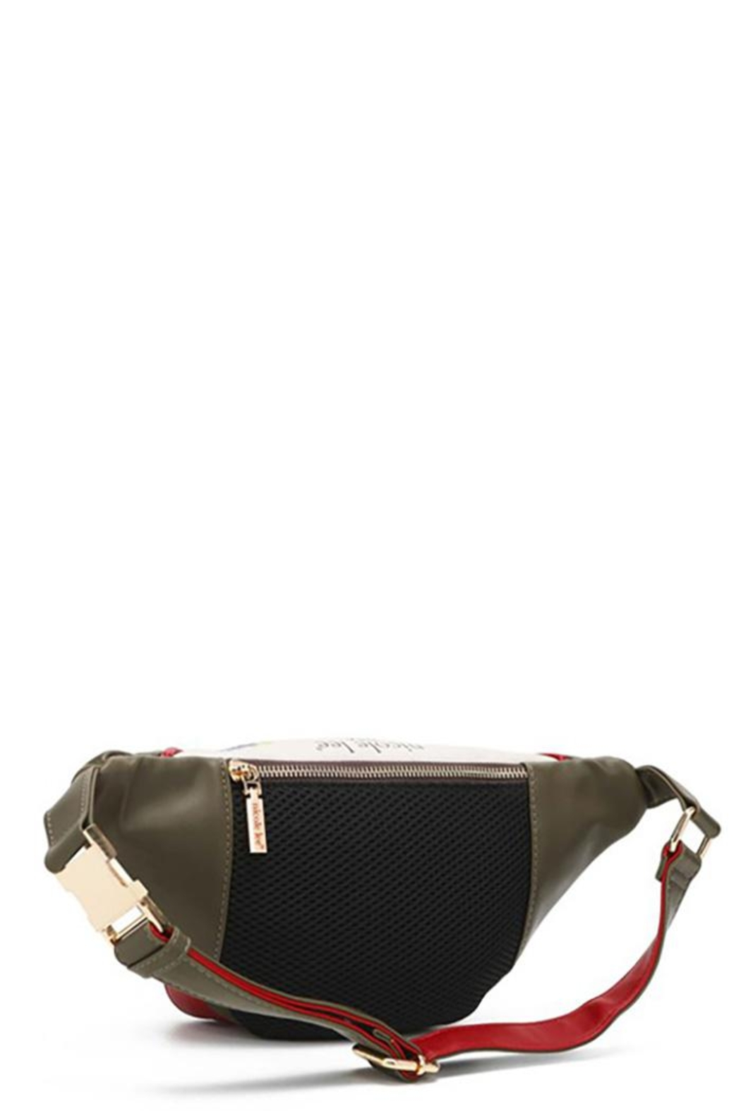 Nicole Lee Studded Fanny Pack - Front Full Image