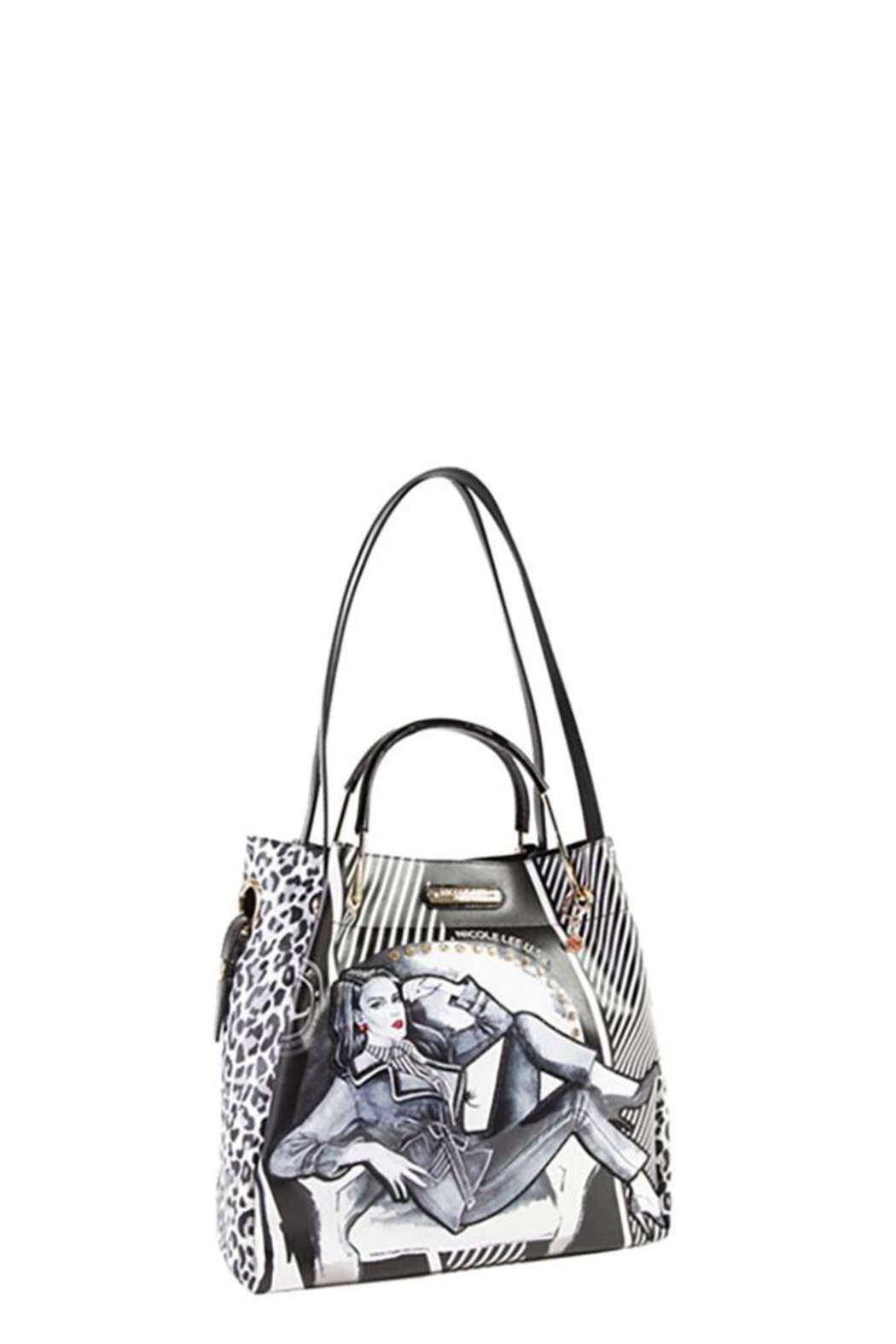 Nicole Lee Tote Bag - Front Full Image