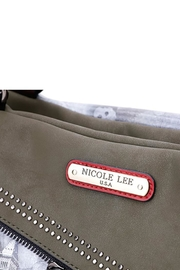 Nicole Lee Paris In Fall Satchel Bag - Other