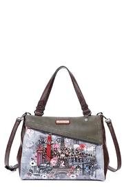 Nicole Lee Paris In Fall Satchel Bag - Product Mini Image
