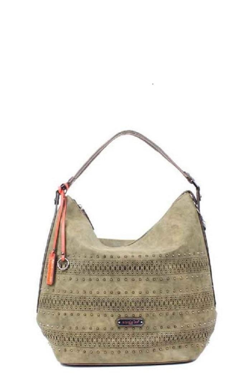 Nicole Lee The Sloan Hobo - Front Cropped Image