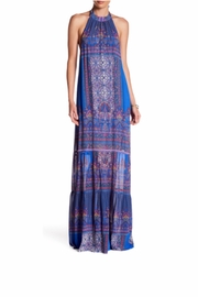 Nicole Miller Abstract Maxi Dress - Product Mini Image