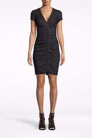 Nicole Miller Cotton Metal Dress - Front cropped
