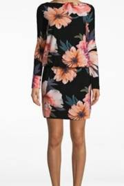 Nicole Miller Dahlia Jersey Dress - Front cropped