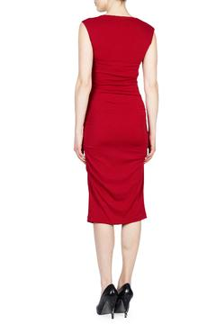 Nicole Miller Felicity Stretch Jersey Dress - Alternate List Image