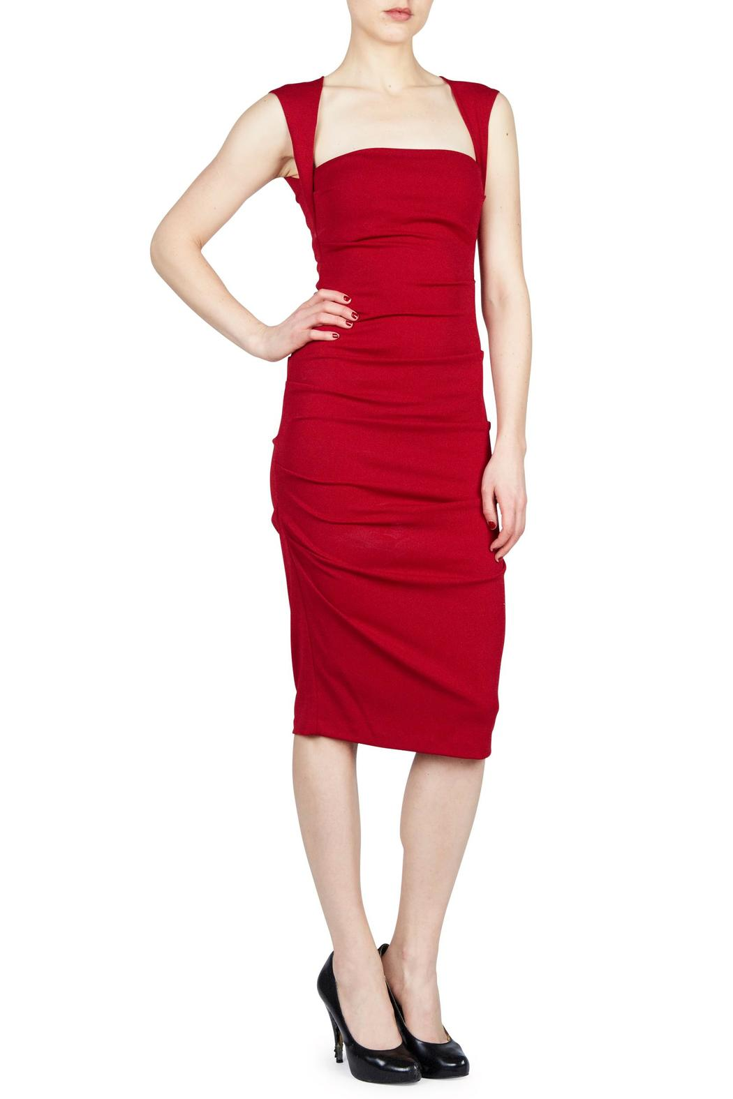 Nicole Miller Felicity Stretch Jersey Dress - Main Image