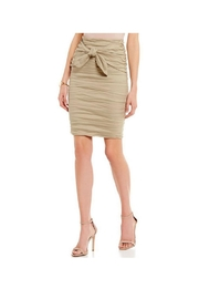 Nicole Miller Flattering Pencil Skirt - Front cropped