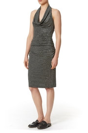 Nicole Miller Glitz Cowl-Neck Dress - Product Mini Image