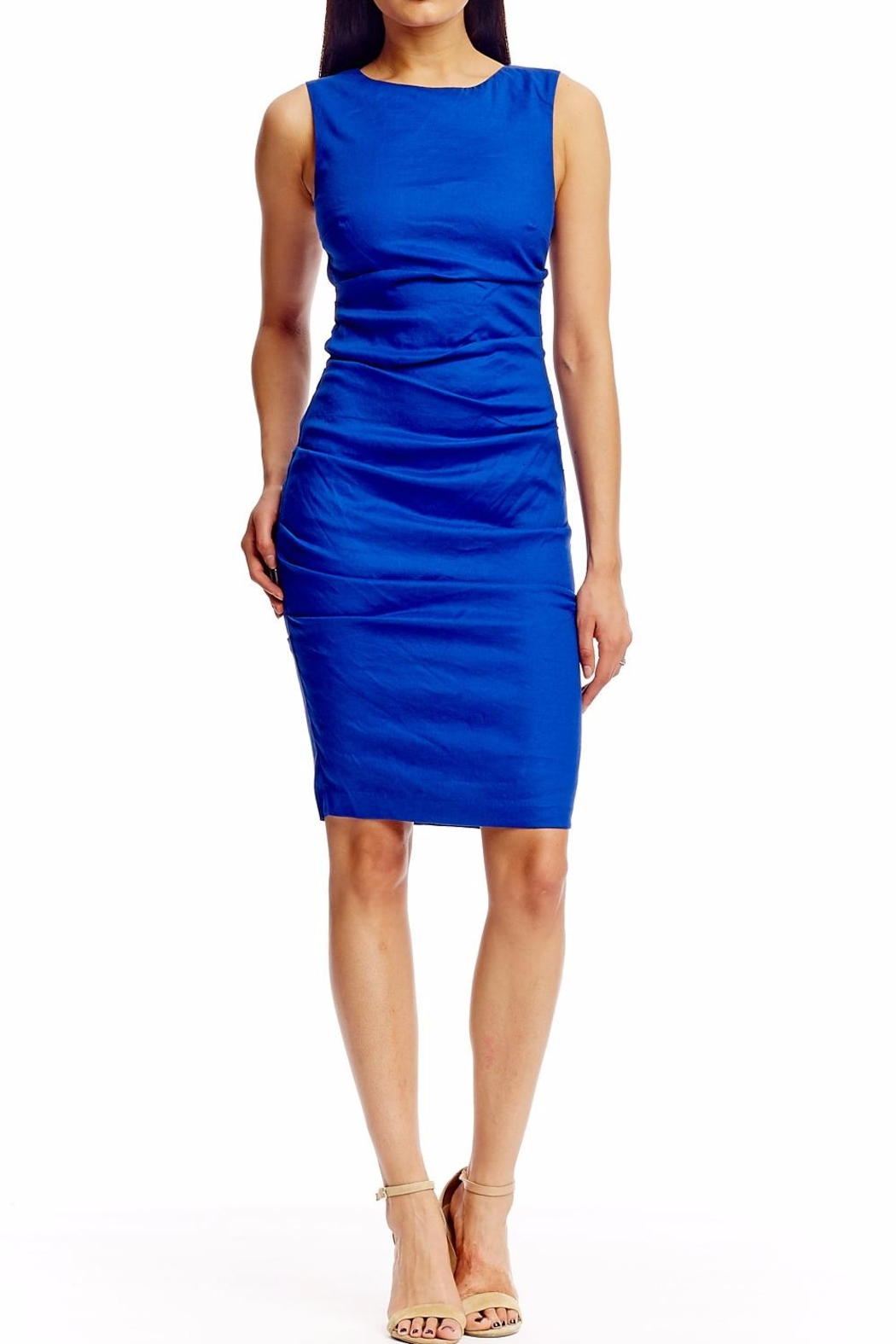 Nicole Miller Lauren Stretch Dress - Main Image