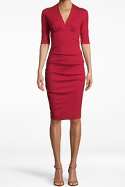 Nicole Miller Lipstick Red Dress - Product Mini Image