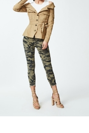 Nicole Miller Off Shoulder Jacket - Product Mini Image