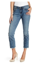 Nicole Miller Pearl Denim - Front cropped