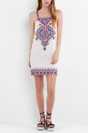 Nicole Miller Portofino Beaded Dress - Front cropped