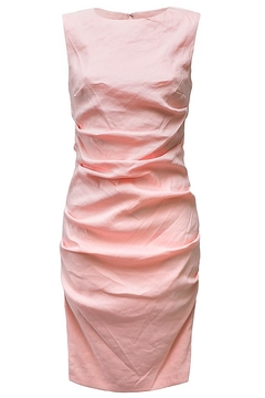 Nicole Miller Ruched Shift Dress - Product List Image