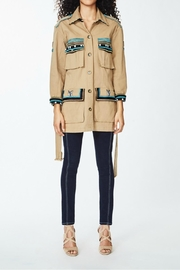 Nicole Miller Safari Jacket - Product Mini Image
