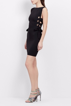 Nicole Miller Side Lace Up Dress - Product List Image