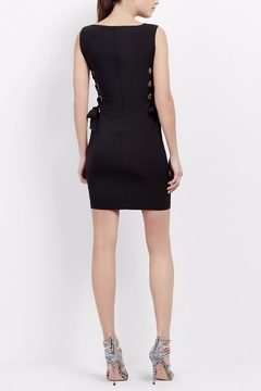 Nicole Miller Side Lace Up Dress - Alternate List Image