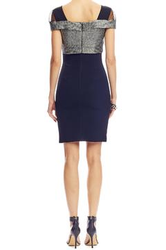 Nicole Miller Sparkle Capsleeve Dress - Alternate List Image