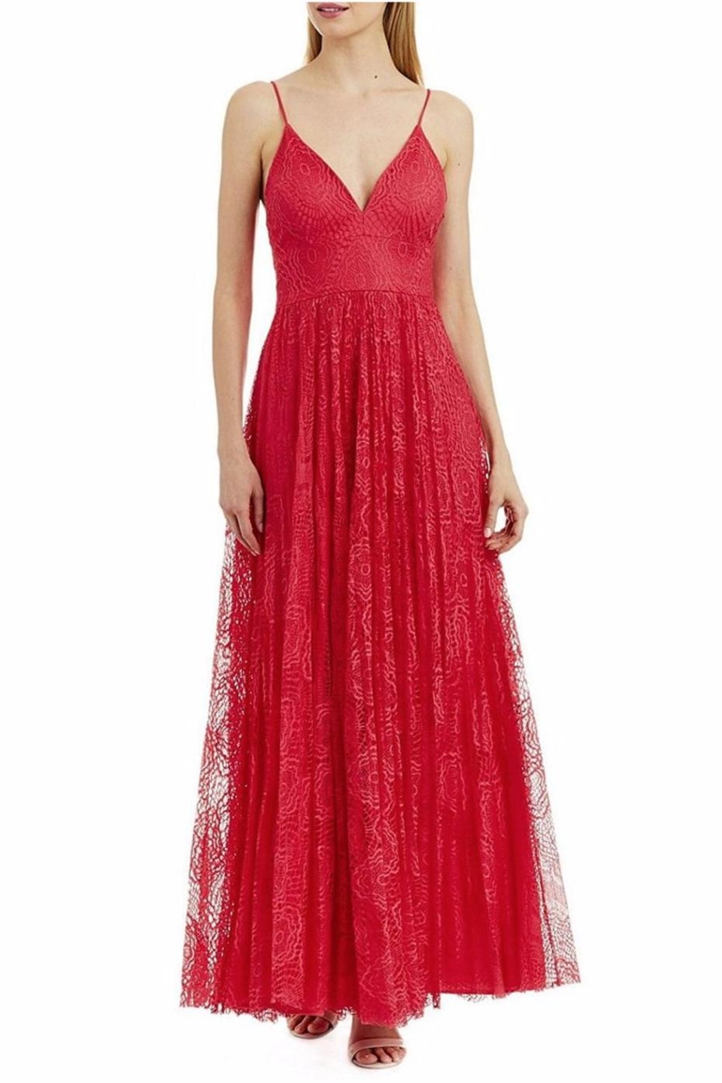 Nicole Miller Sweetheart Lace Dress from Ohio by e.j. hannah ...