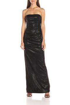 Shoptiques Product: Textured Strapless Gown