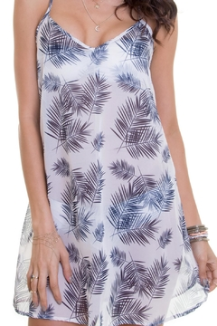 Maylana Swimwear Niella Indigotropicalia Dress - Alternate List Image