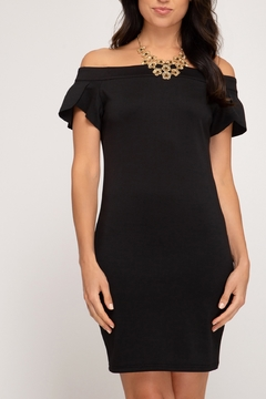 Shoptiques Product: Night Glory Dress