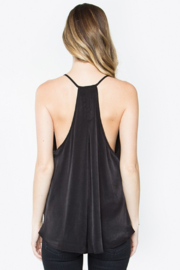 R+D emporium  Night Out Drape Top - Side cropped