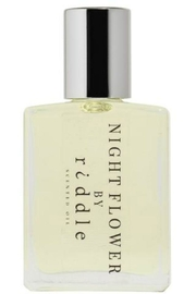 Riddle Oil Nightflower Scented Oil - Front cropped