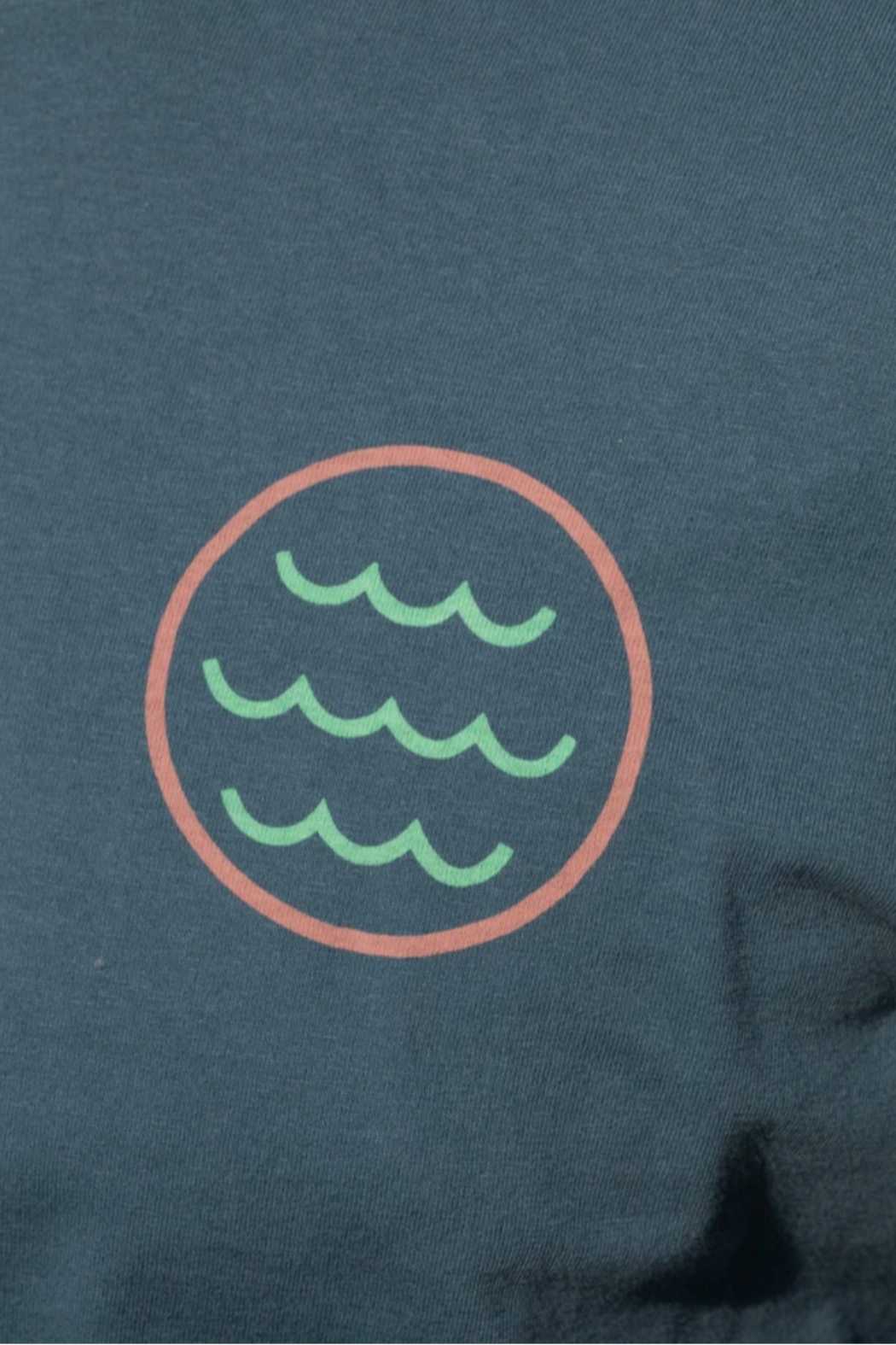 Mollusk Nighttide LS Tee - Front Full Image