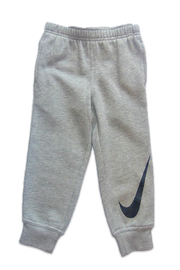 Nike Kids Grey Jogger Pants - Front cropped